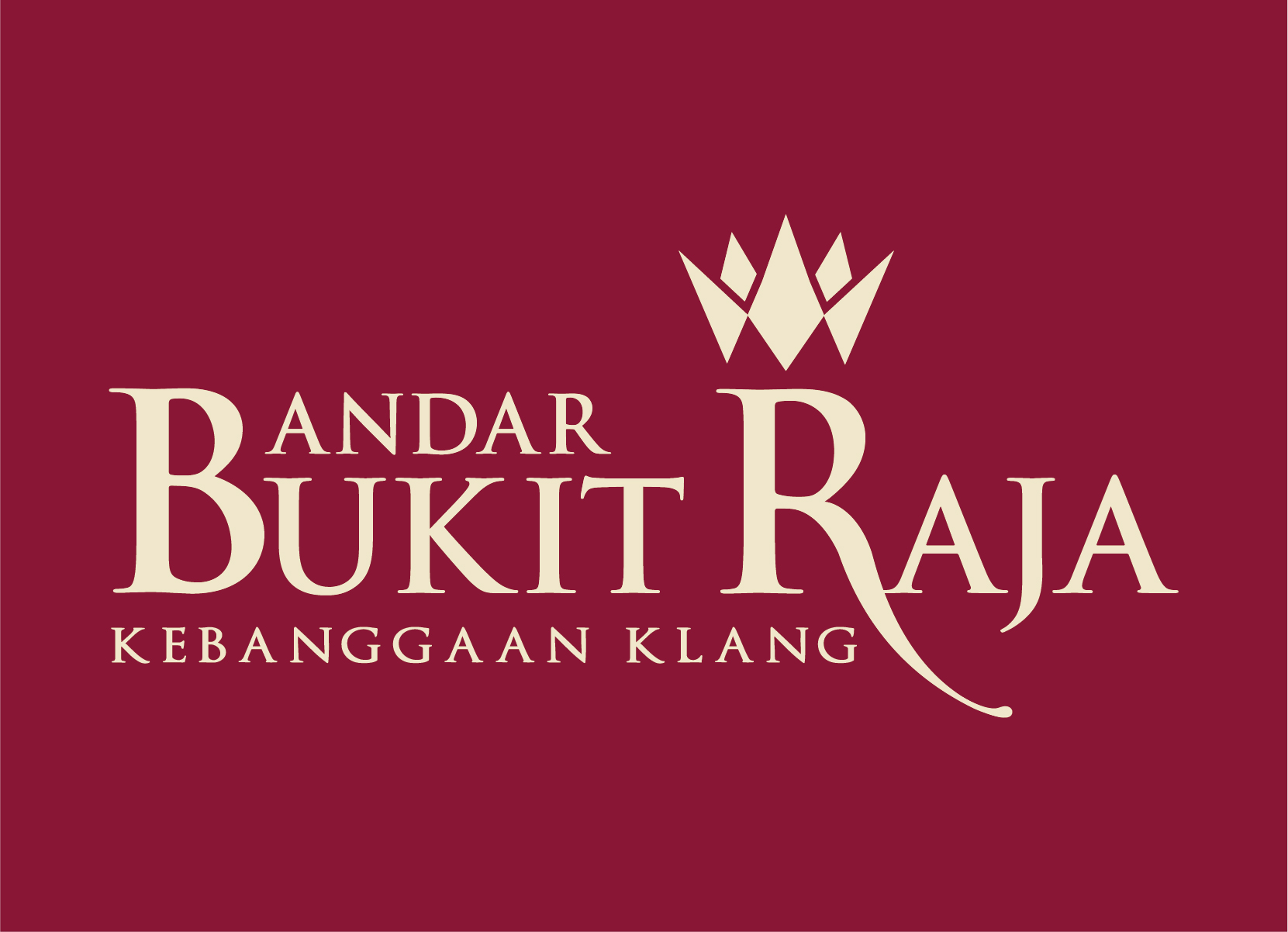 Sime Darby_Bandar Bukit Raja_Logo_BM_on red